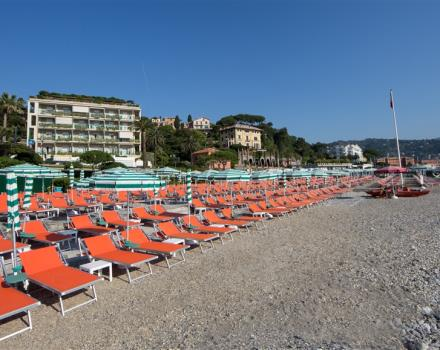 Looking for service and hospitality for your stay in Santa Margherita Ligure? Then Best Western Hotel Regina Elena is the hotel for you