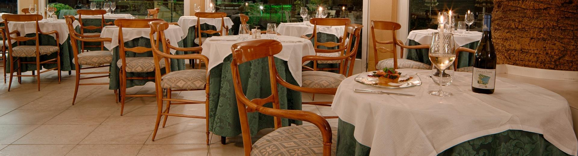 The best Western Hotel Regina Elena offers an elegant restaurant for every event
