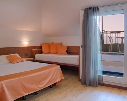 Discover the rooms of the Hotel Regina Elena Santa Margherita Ligure