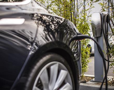 Recharge your Tesla car in a short time through a connector for charging available also in our 4 stars hotel in Turin.