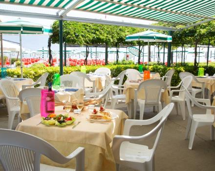 The restaurant at the Best Western Hotel Regina Elena  in Santa Margherita Ligure offers you the taste of local cusine