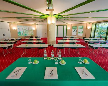 Discover the conference rooms in the Best Western Hotel Regina Elena and organize your events in Santa Margherita Ligure