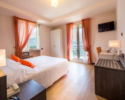 Our 4-star hotel Santa Margherita Ligure offers rooms with front sea view!