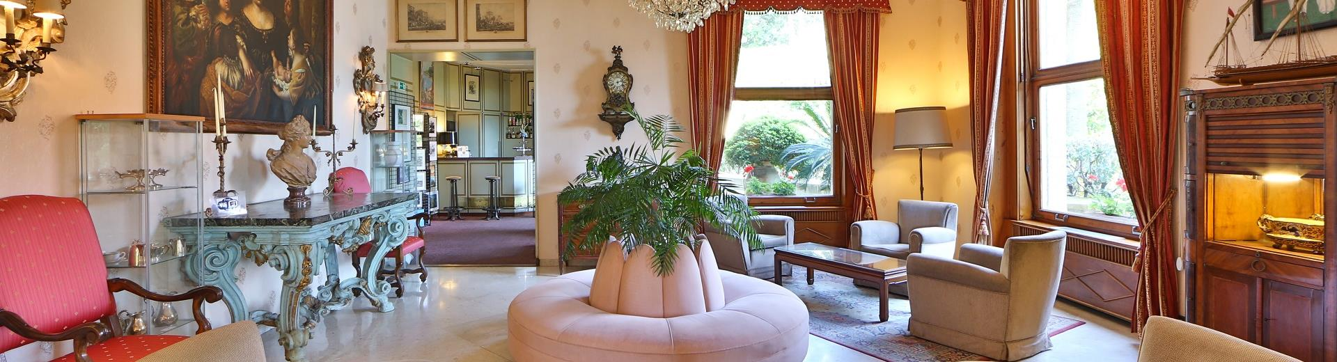 History and a tradition of 100 years at BW Hotel Regina Elena Santa Margherita Ligure
