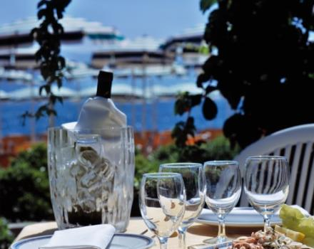 Looking for a hotel in Santa Margherita Ligure with a great restaurant? Book at the Best Western Hotel Regina Elena