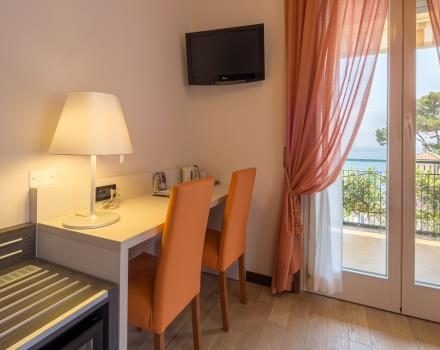 Discover the rooms available at the Best Western Hotel Regina Elena!