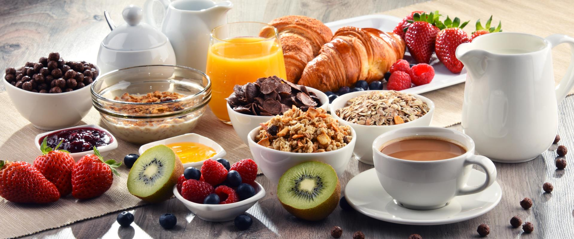 Free breakfast for Platinum, Diamond and Diamond Select BWR ® members!